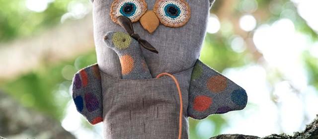 Maileg's Owl