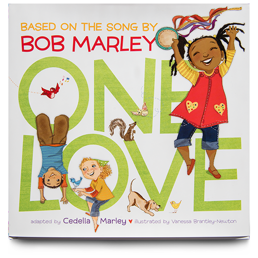 One Love Book cover.