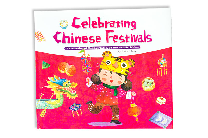 Celebrating Chinese Festivals Book Cover