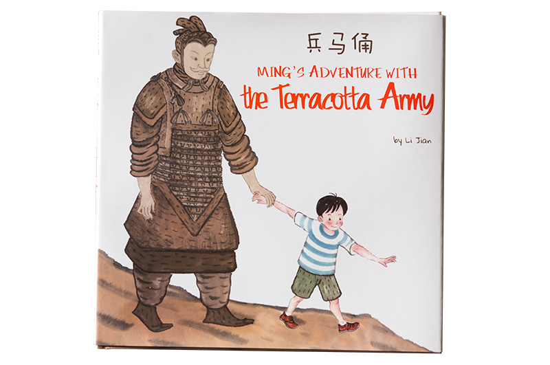 Ming's Adventure with the Terracotta ArmyBook