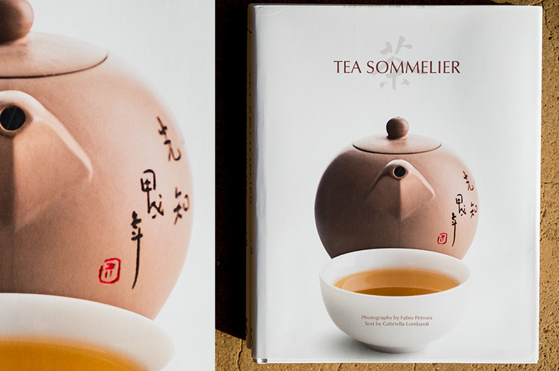 Tea Sommelier Book Cover