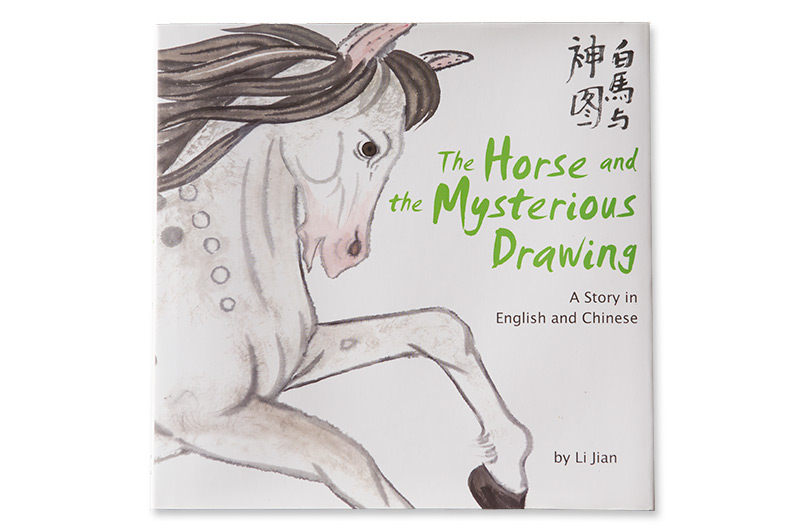 The Horse and the Mysterious Drawing