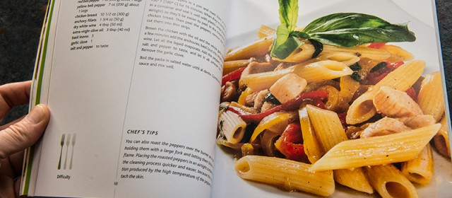 Cookbook: Fresh Italian