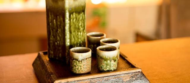 Miya Sake Set