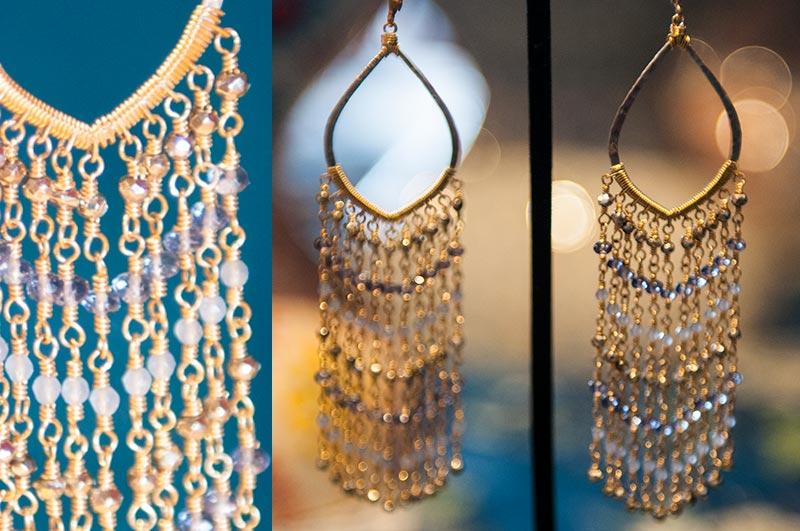 Dana Kellin Starlight Mix Earrings